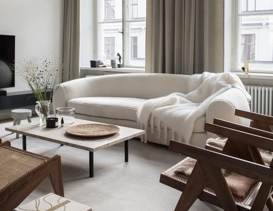Polar Bear Sofa