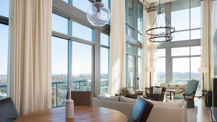 Taylor Swift Nashville Penthouse interior