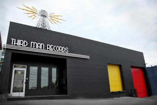 Third Man Records in Nashville