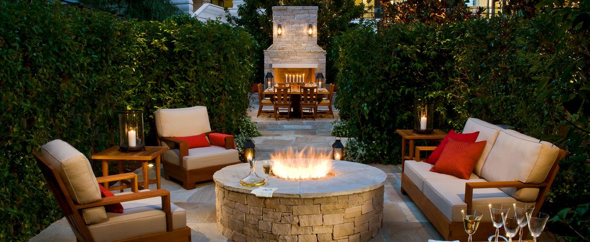 Fun, Festive And Fabulous Outdoor Amenities