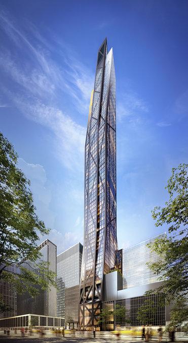 53W53 MOMA tower hero