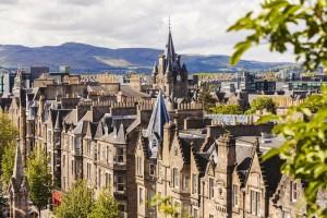 Edinburgh (photo courtesy of Mansion Global)