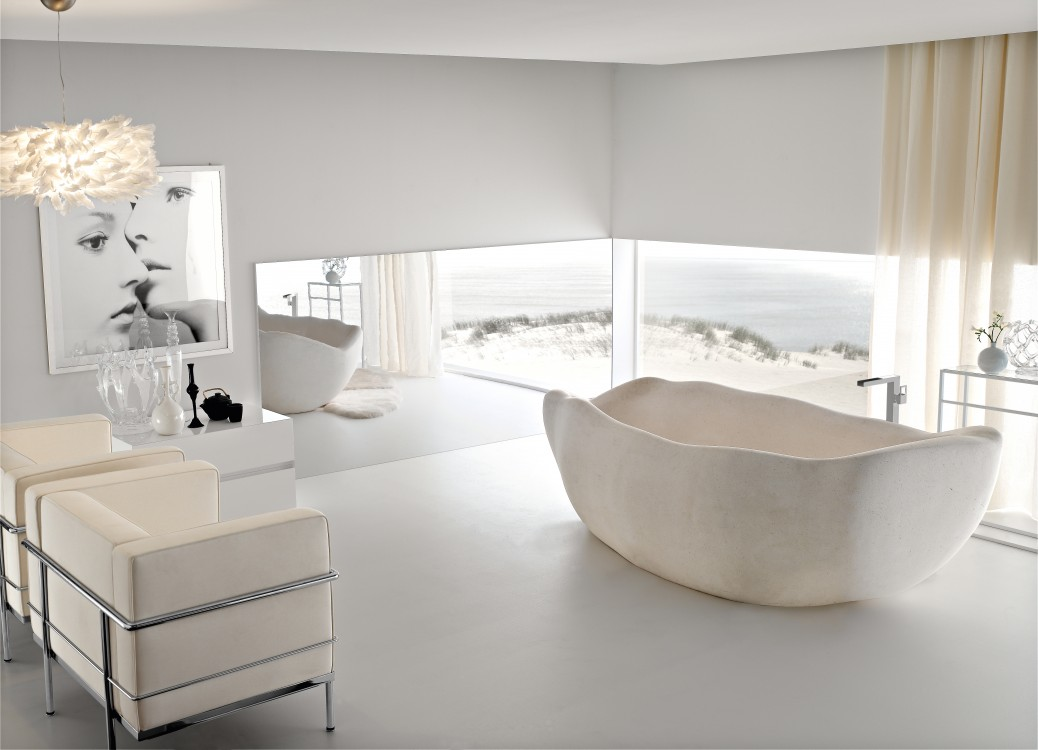 The Modern Luxury Bathroom