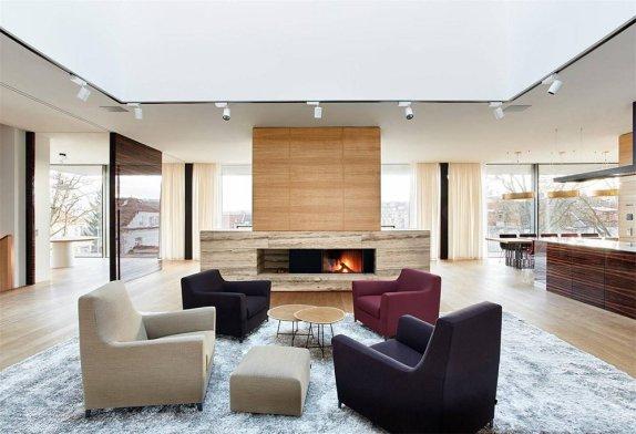 Winter Luxury Homes