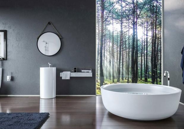 The Art Of Modern Luxury Bathroom