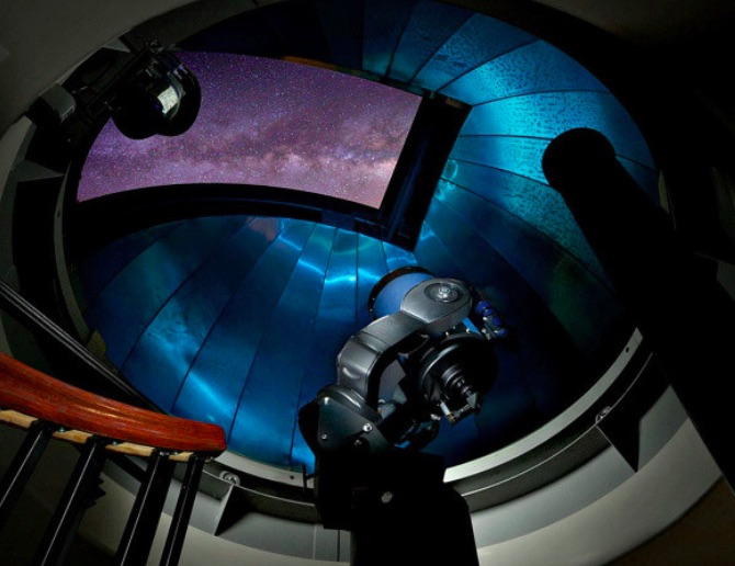 Home In Your Own Observatory
