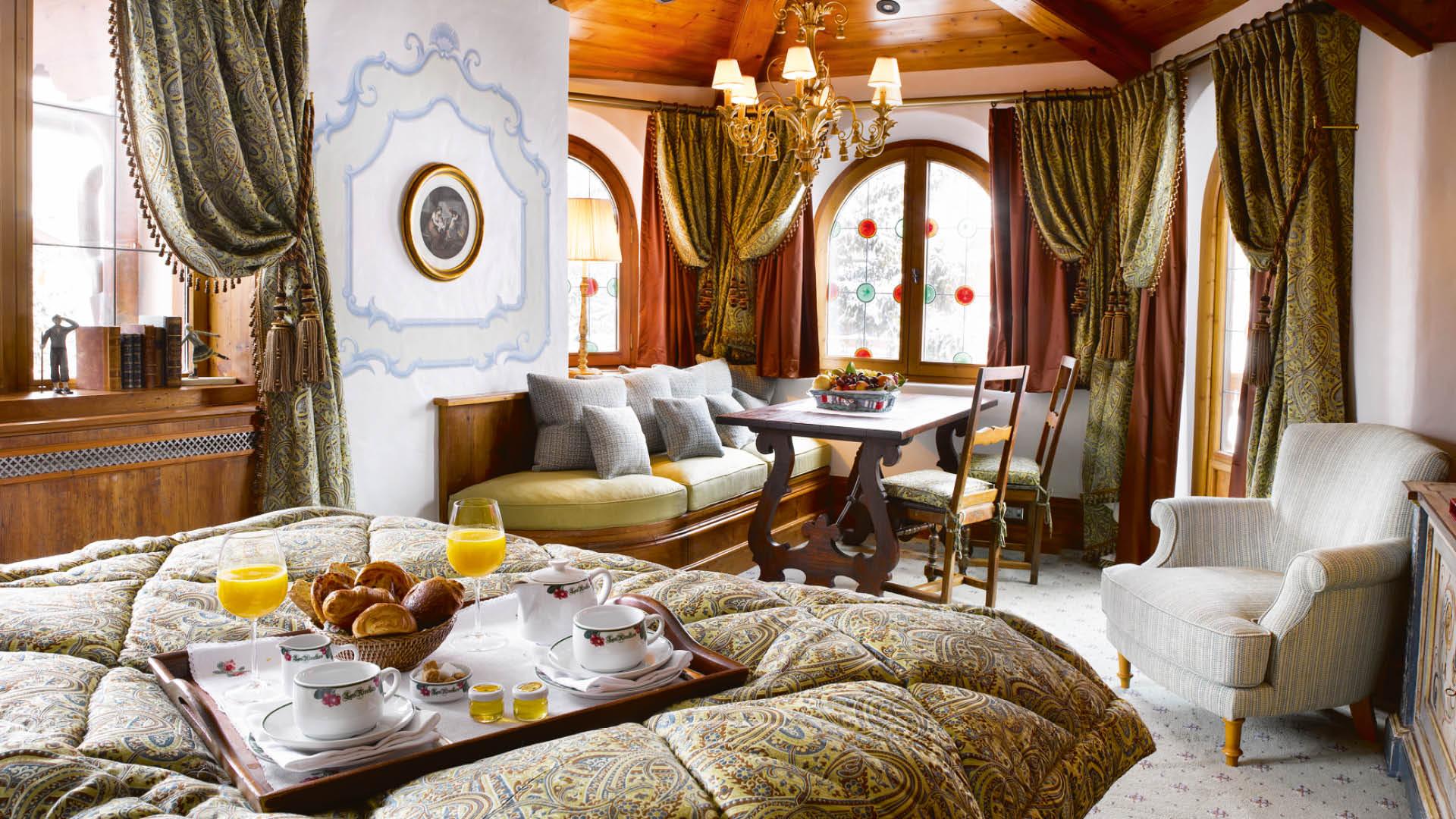 Hotel LesAirelles Chamber Deluxe