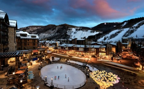 Four Seasons outdoors Vail