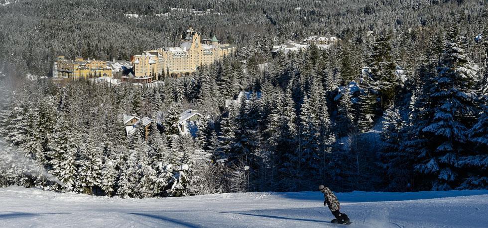 Whistler Fairmont Chateau