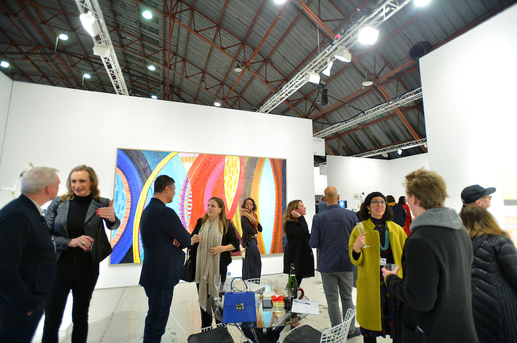 Art Los Angeles Contemporary Celebrates 10th Anniversary At This Year S Alac Fair