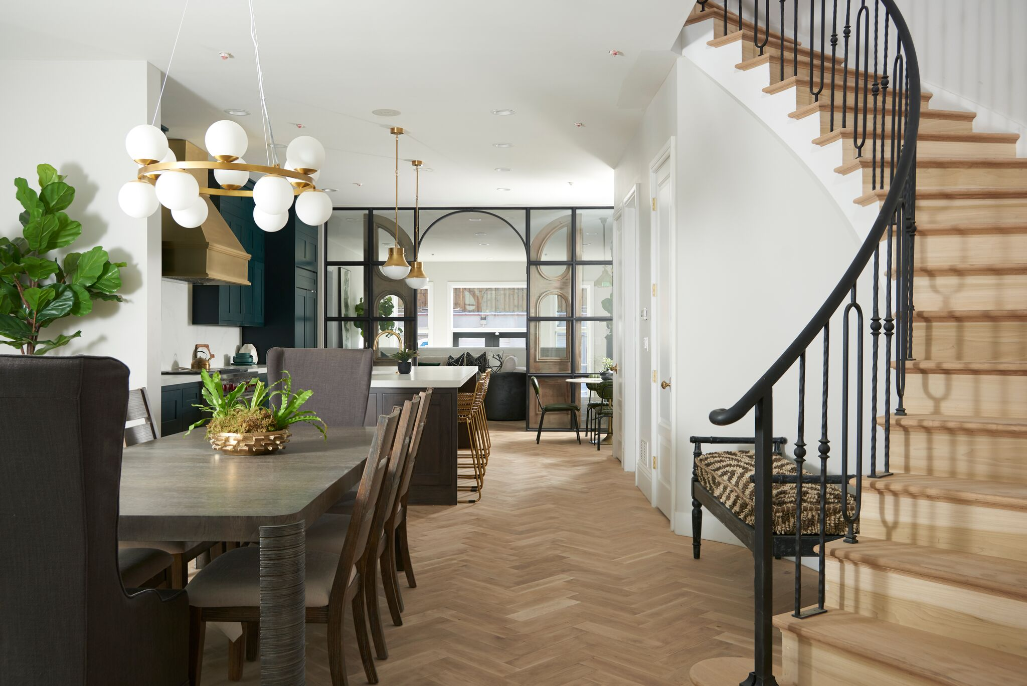 Landmark Chicago Home Haute Residence Featuring The