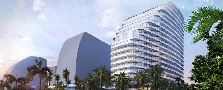 Four Seasons Fort Lauderdale Celebrates Construction Milestone