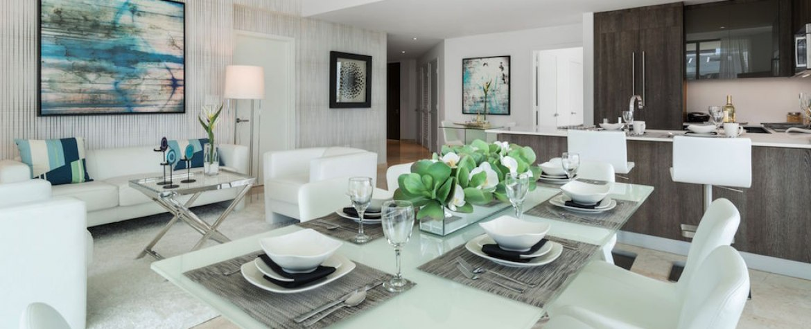 A Look Inside Brickell City Centre's New Model Units at Rise Residence