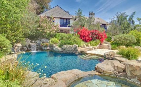 Bob Newhart Lists 15 5m Wallace Neff Estate