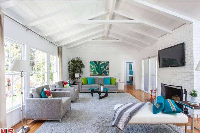Ellen Page Living Room