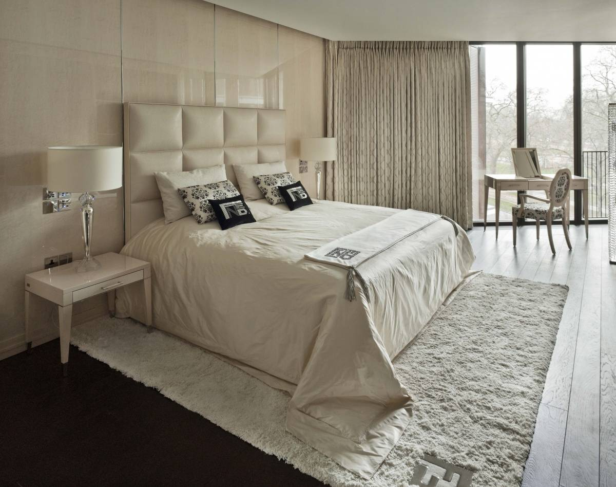 Fendi casa presents mandarin oriental at london 39 s one hyde for Casa design