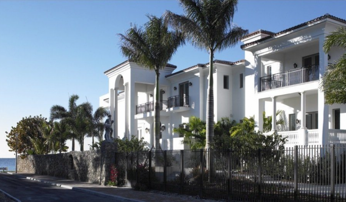 LeBron James' Coconut Grove Mansion