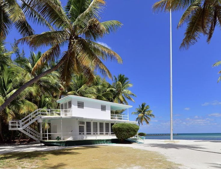 Conrad Hilton Boathouse