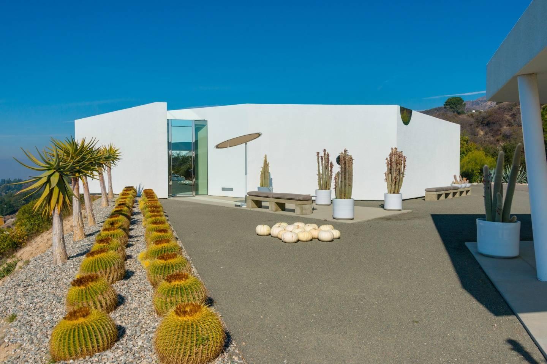 Neutra-Maltzan Modern Two Home Compound