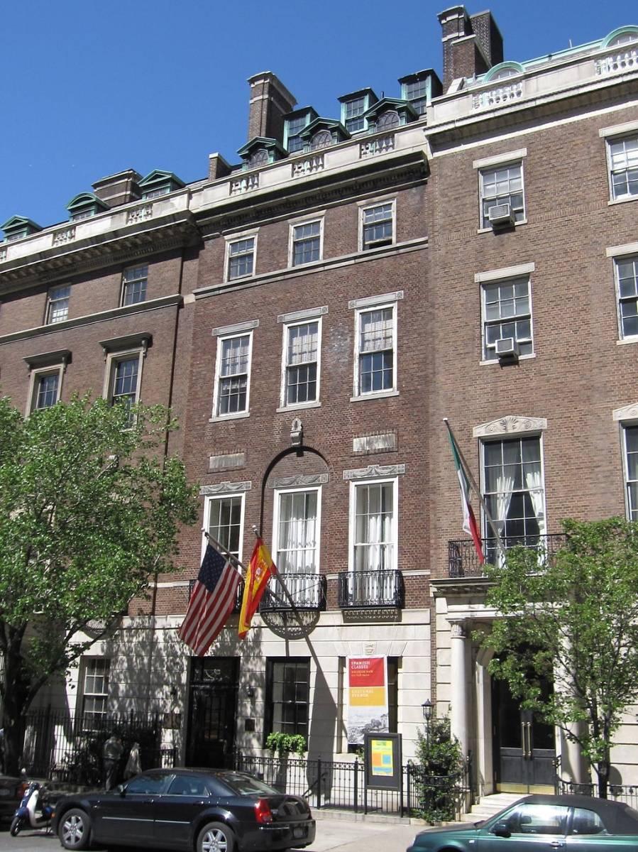 Queen Sophia Spanish Institute on Park Avenue