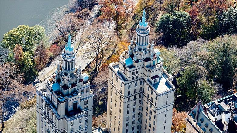 Demi Moore Asks 75 Million For Central Park West Home