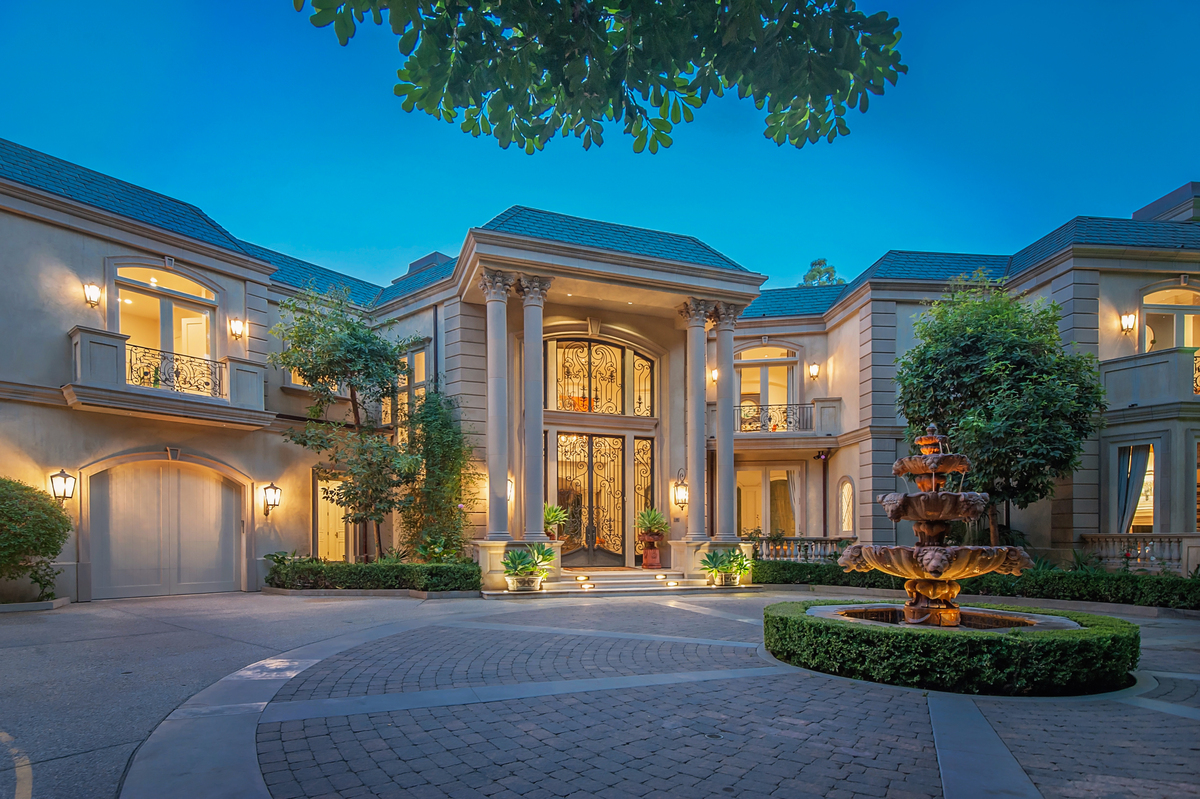 Haute Residence Enchanting Beverly Hills French Manor
