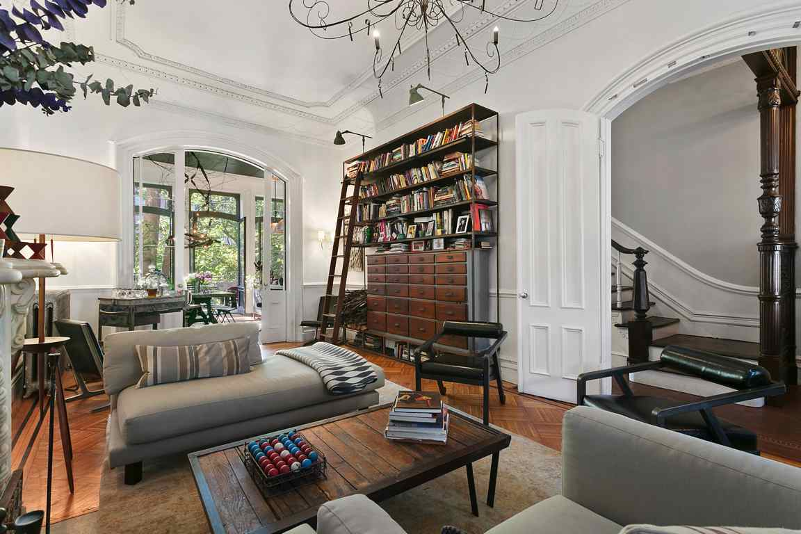 Brooklyn S Celebrity Brownstone Is Up For Grabs For 5 6m