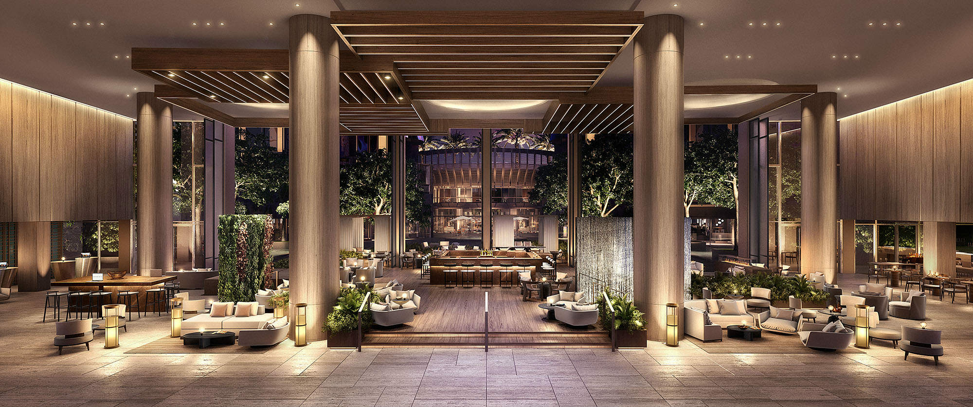 The Century Plaza Hotel