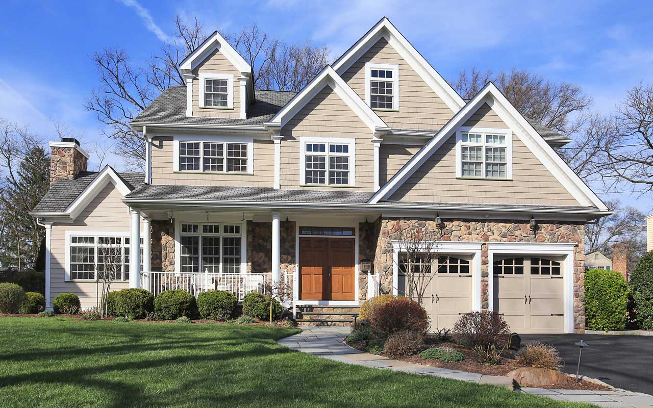 Beautiful Victorian Colonial Style New Jersey Home