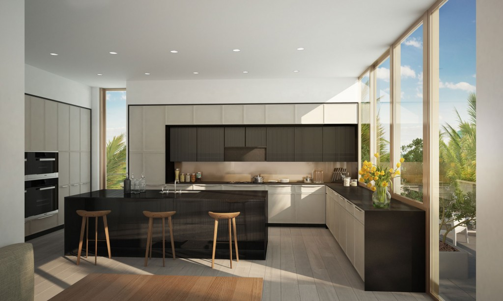 18 Penthouse Kitchen Dining 006 Haute Residence