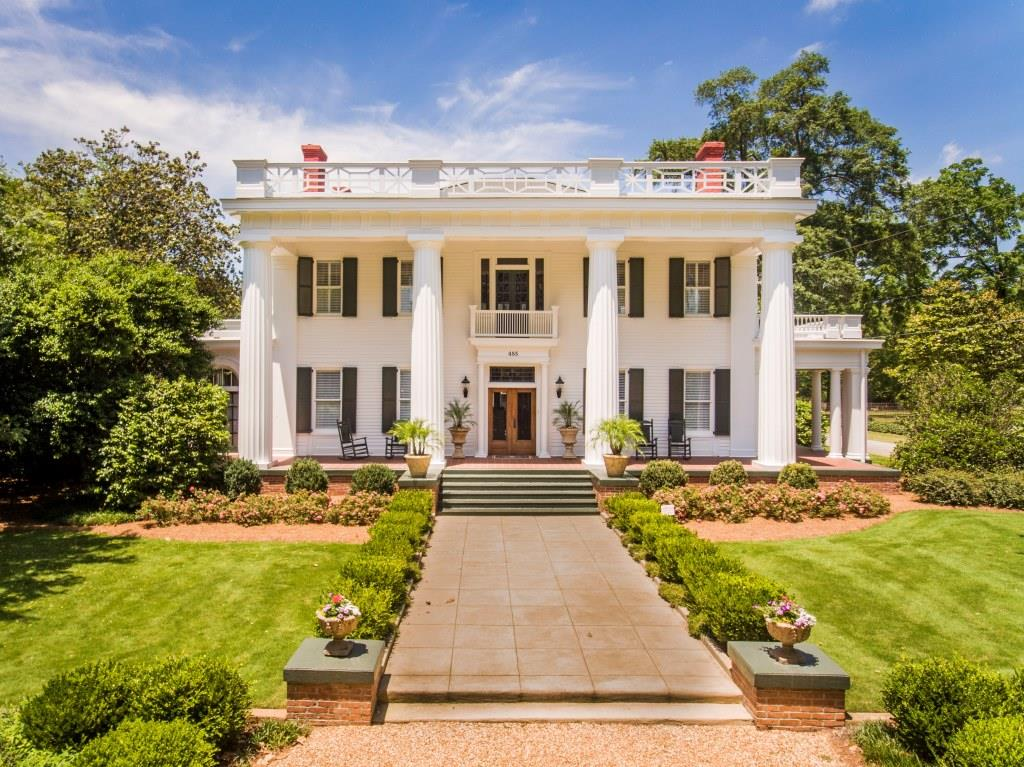 Historic Beautifully Appointed Greek Revival Residence