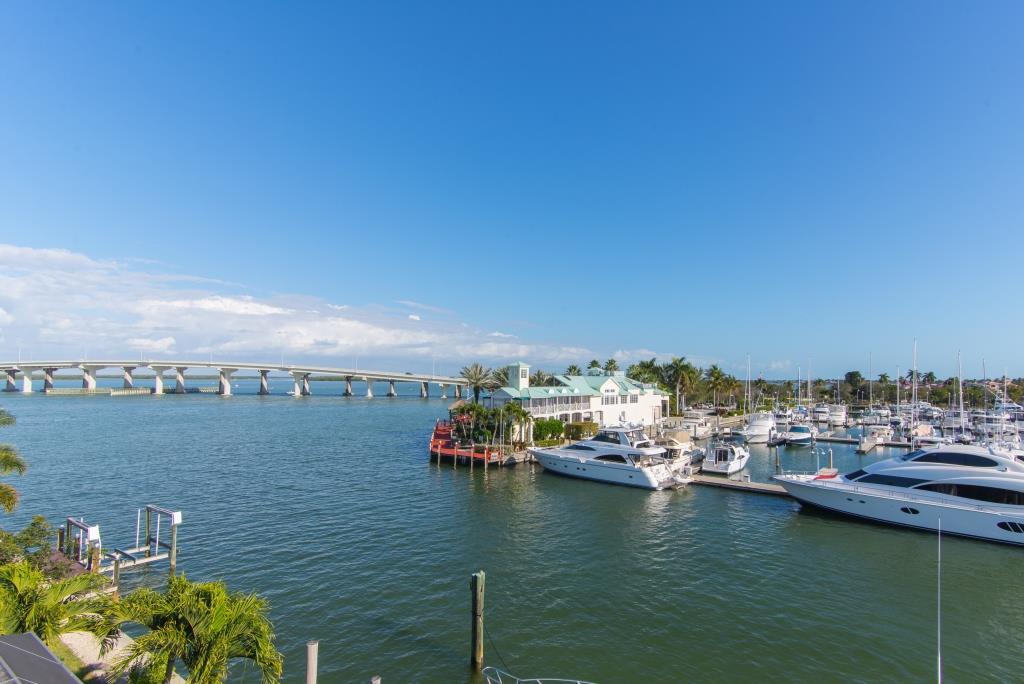 Bridge and Marina
