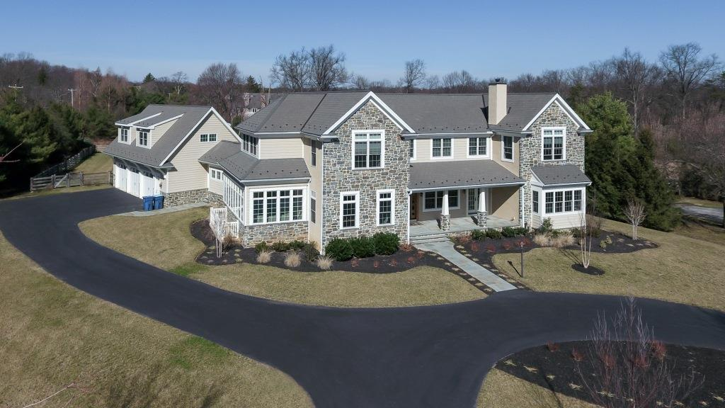 1 Firethorn Lane, Malvern, PA 19355 is offered at $1,997,500 by Terese Brittingham and Tom McCouch