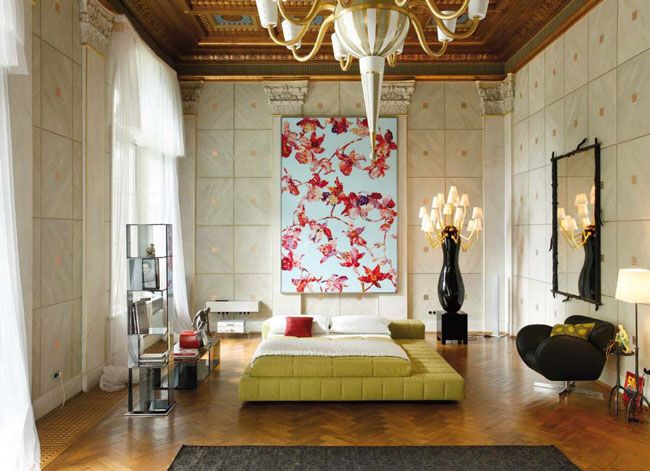 Karl Lagerfeld Villa