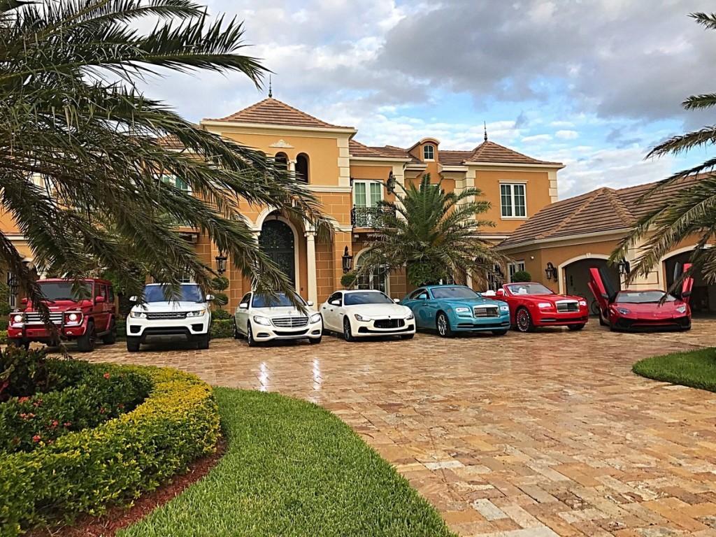 Keyshia KaOirs house