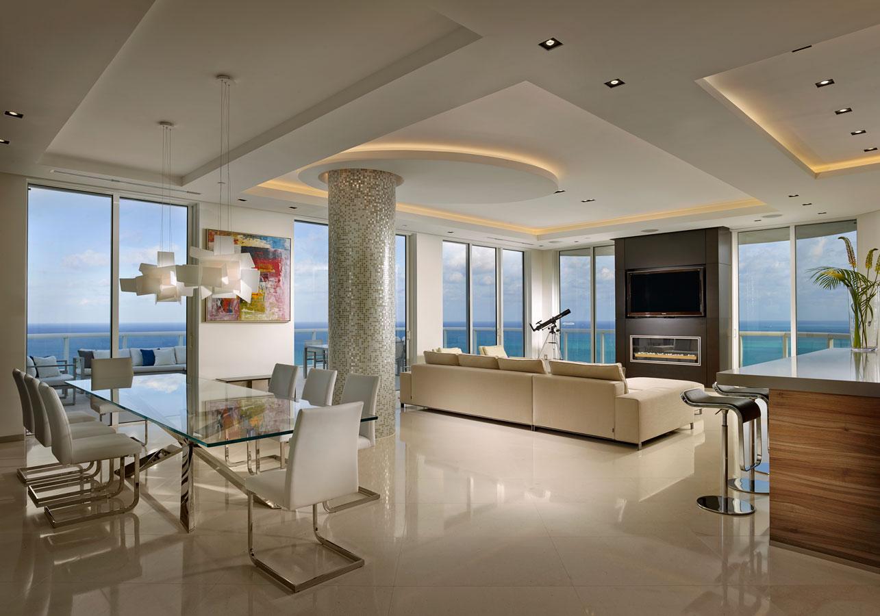 Breathtaking Miami Beach Condo Designed By Pepe Calderin ...