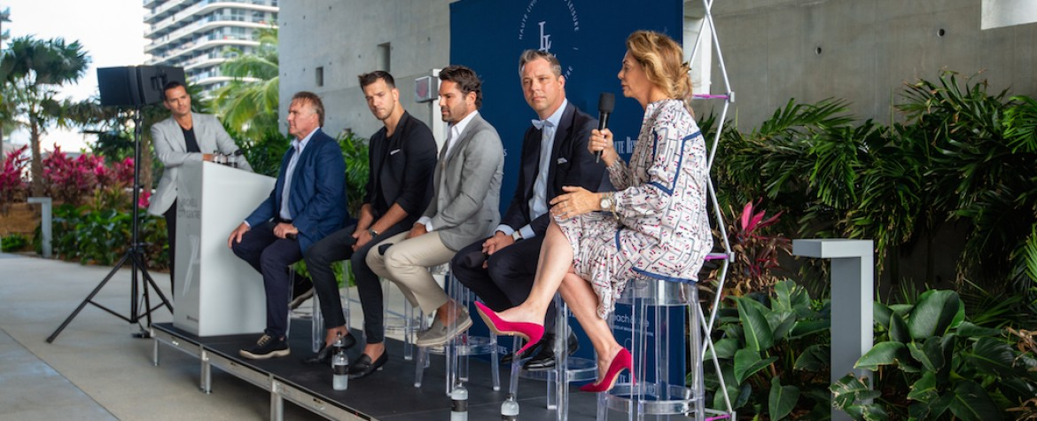 A look at Haute Residence's Leading Agents Of Downtown Miami Real Estate Panel