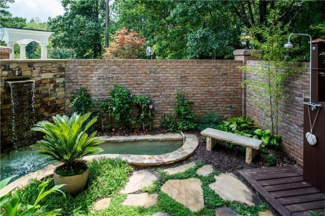 Garden home in Atlanta
