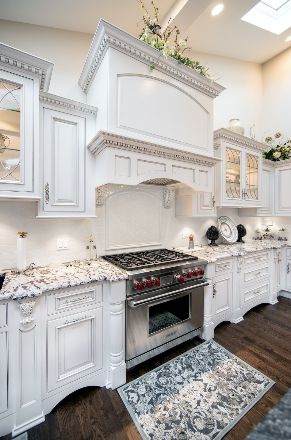 A Luxury Kitchen Designed By Linly Designs