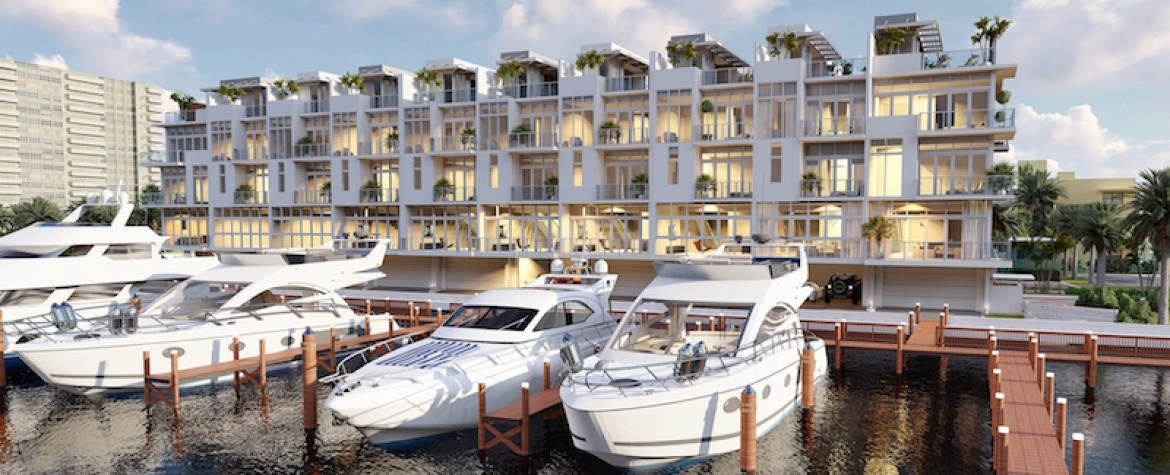The QUINT Brand Bets on Hollywood, Florida For Its New Luxury Waterfront Development