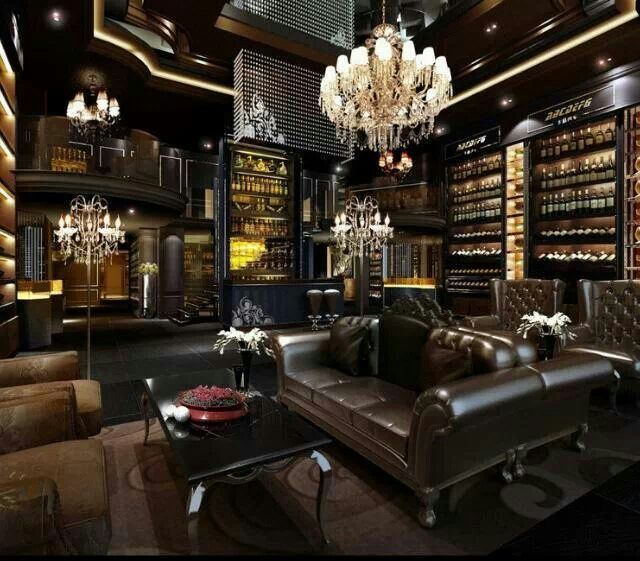 Cigar Rooms