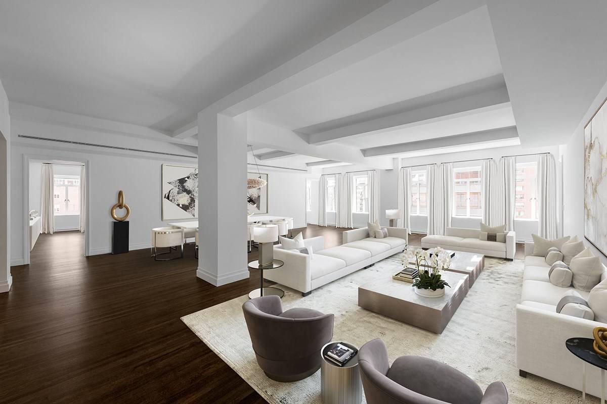 Millennial luxury living