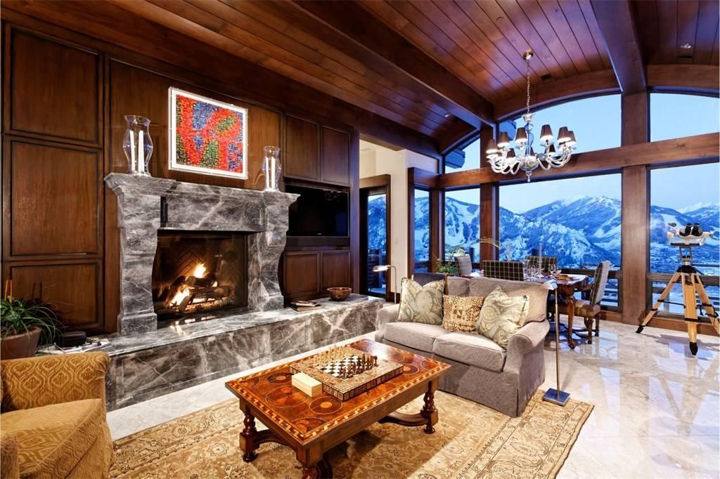 Winter Resort Towns