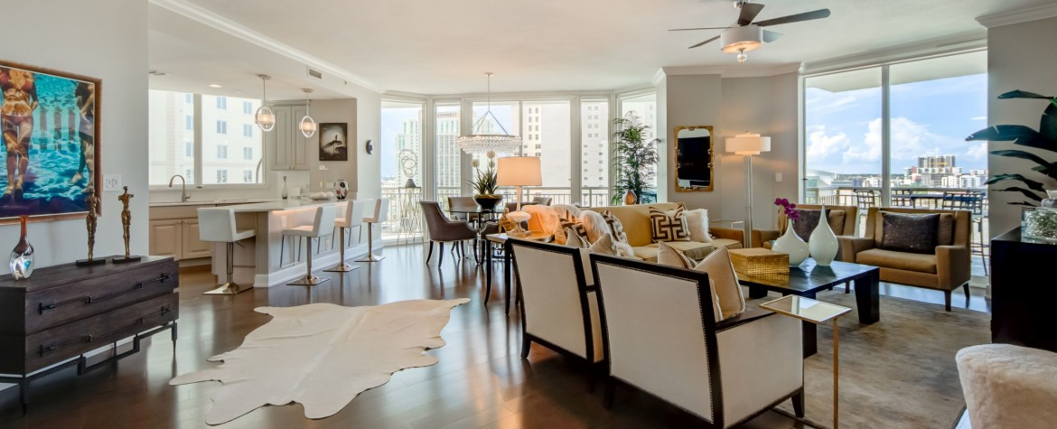 McKinlay Rose Interiors' Latest: Modern Elegance With A View