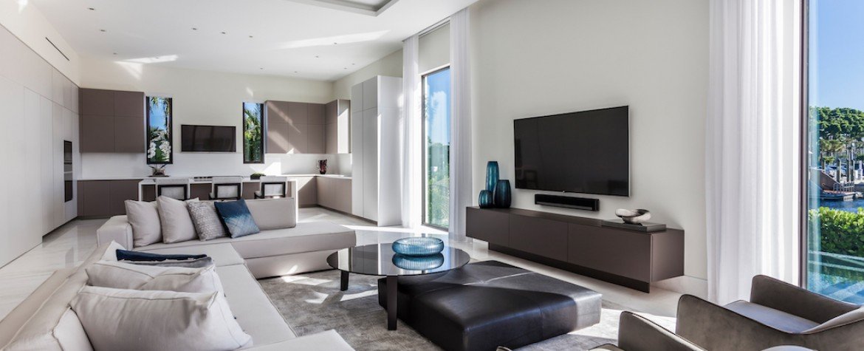 Raquel Mothé Designs An Awe-Inspiring House In Fort Lauderdale