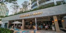 Tigertail + Mary restaurant Park Grove
