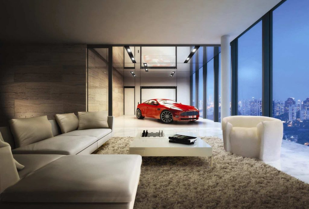 Sky Garage