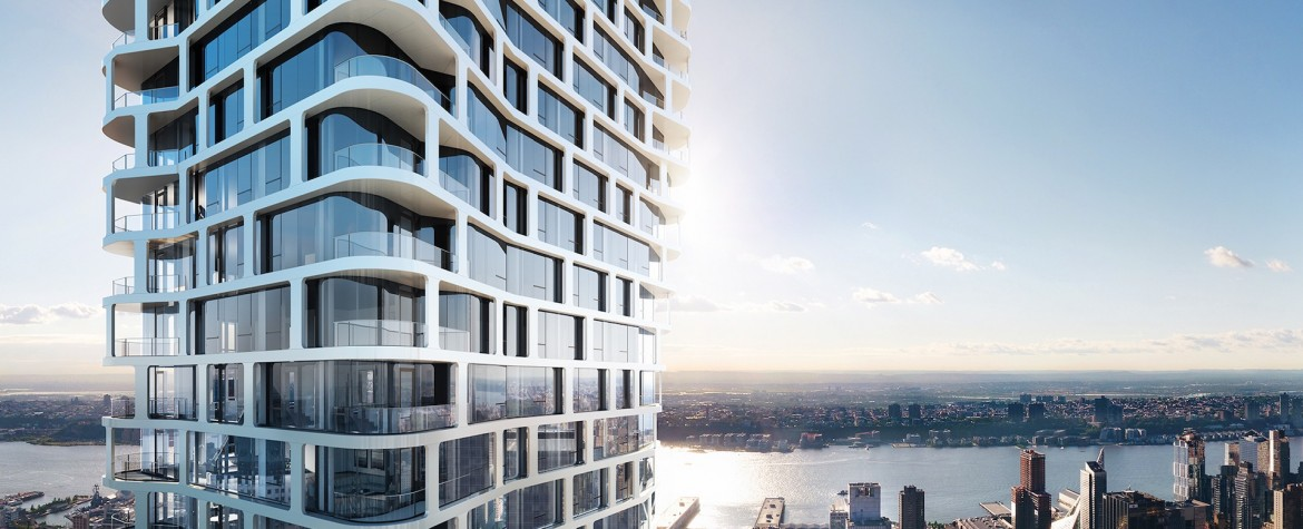 First Look At ARO's Crown Jewel In The Sky: 65th Floor Duplex Penthouse