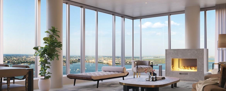 EchelonSeaport Brings Luxury Resort Style Living To Boston's Seaport District