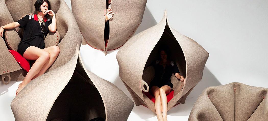 Ingenious Furniture Designs That Create Spacious Luxury Living